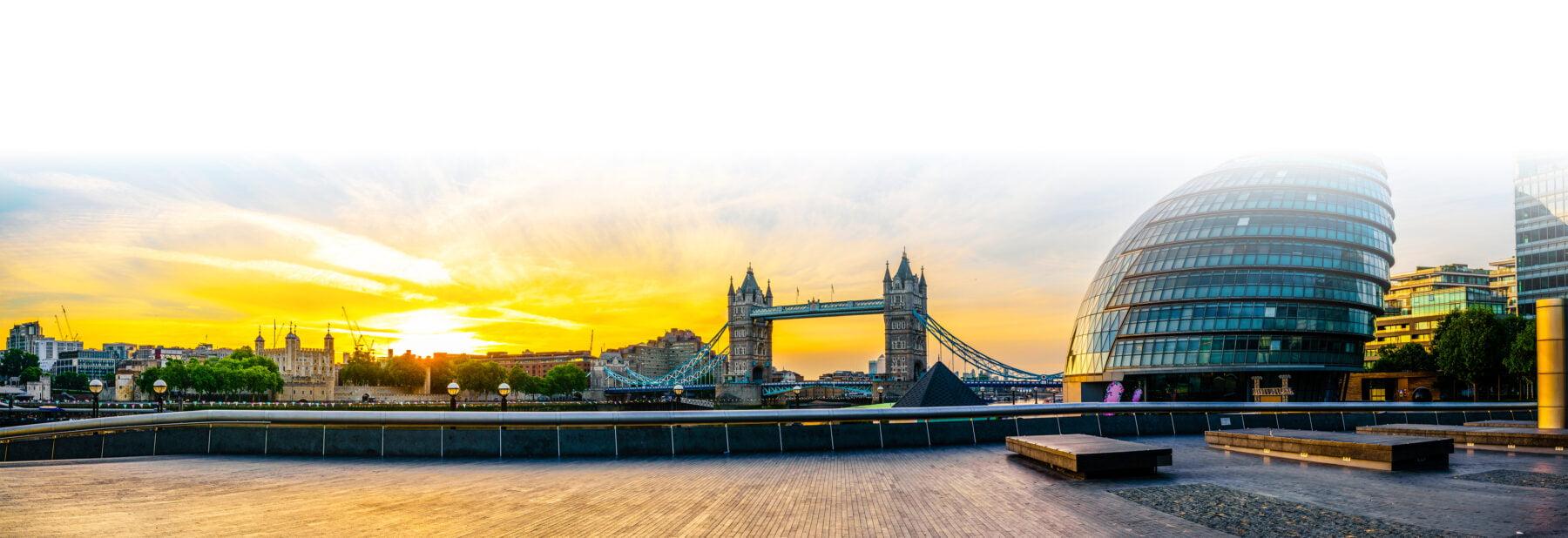 London Footer Pano